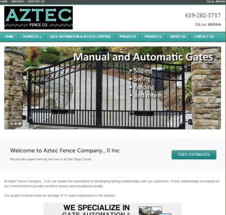 Aztec Fence Company
