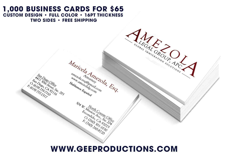 Amezola legal group apc business cards amezola legal group apc business cards reheart Image collections