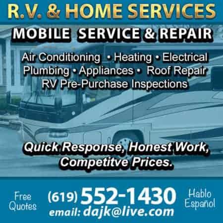 R.V. & Home Services