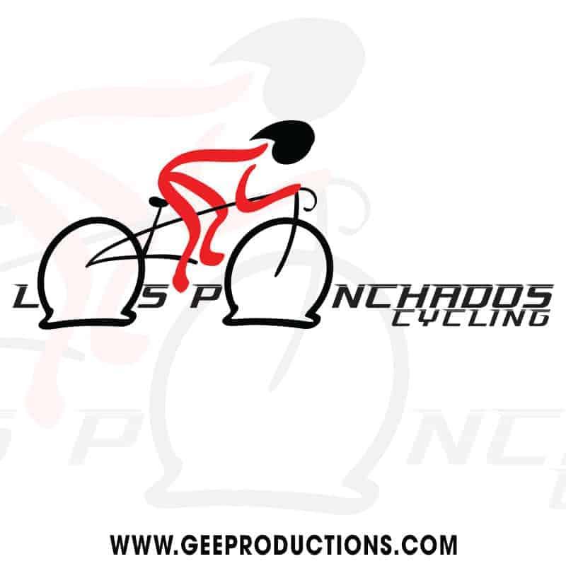 Los Ponchados Cycling – Logo Design