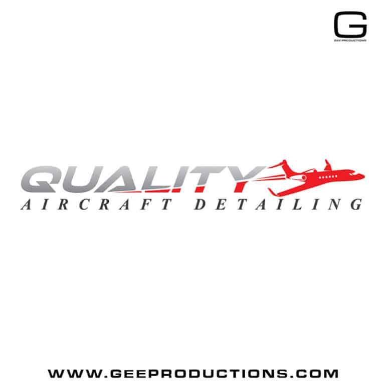Quality Aircraft Detailing - Logo Design